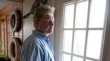 Caledonia resident Dave Brown launched a lawsuit last December against the Ontario Provincial Police and the provincial government for $7-million, saying his family had been abandoned by the police. The province quietly settled the suit for an undisclosed sum. (Glenn Lowson for The Globe and Mail/Glenn Lowson for The Globe and Mail)