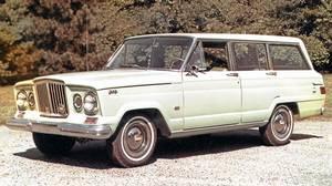 1963 Jeep Wagonner