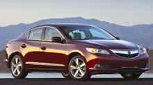 2013 Acura ILX (Honda)