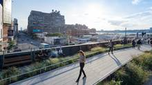 The High Line in New York. (Iwan Baan)