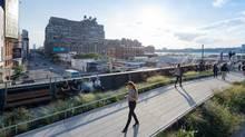 The High Line in New York. (Iwan Baan)