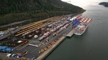Canadian exporters are gaining confidence as the U.S. economy recovers. (Port of Prince Rupert Port Authority)