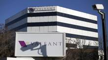 The headquarters of Valeant Pharmaceuticals International Inc., seen in Laval, Que. (CHRISTINNE MUSCHI/REUTERS)
