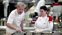 The 11th edition of Hell's Kitchen seems close to the first 10 editions – Ramsay being difficult and demanding.