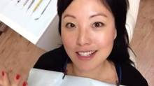 Jaeny Baik worked a decade at the CBC as a TV host and reporter, and today she coaches on-camera performance, trains entrepreneurs to record selfie videos on YouTube to increase sales. Her three-day day intensive