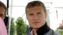 David Coulthard became a BBC commentator after retiring from driving Formula One cars in 2008. (Jeff Pappone for The Globe and Mail)