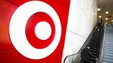 People enter a going-out-of-business sale at Target Canada in Toronto on Feb. 5, 2015. Creditors of the insolvent company face renewed uncertainty about recovering their debts one year after the U.S.-owned retailer filed for court protection. (MARK BLINCH/REUTERS)