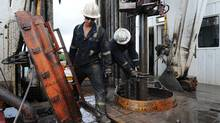 the prices of natural resources such as oil have increased sharply since 2002. But according to Statistics Canada's estimates, 'multifactor productivity' in the mining, oil and gas extraction sector has fallen by a third since 2002. (Kevin Van Paassen/Kevin Van Paassen/The Globe and Mail)