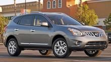 2011 Nissan Rogue (Nissan)