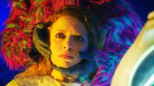 Natasha Lyonne stars in Antibirth, a sexual whodunnit in which the drug-addicted main character, Lou, struggles to come to terms with finding herself pregnant and unable to remember how or where it could have happened.