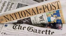 Postmedia has sold its headquarters, which include the newsroom of the National Post, to the Rose & Thistle Group for $24-million (THE CANADIAN PRESS)