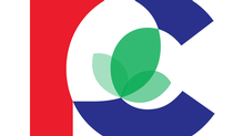 Ontario Progressive Conservatives unveiled a new red, blue and green logo at its convention March 05, 2016