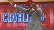 Toronto native Anthony Bennett starts his first real job in October, as a forward for the Cleveland Cavaliers. He's already thinking about life beyond his basketball career. (MIKE SEGAR/REUTERS)
