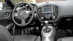 Inside the 2011 Nissan Juke