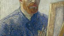 Vincent van Gogh, Self-portrait as an Artist, January 1888, Oil on canvas, 65.2 x 50.2 cm, Van Gogh Museum, Amsterdam (Vincent van Gogh Foundation)