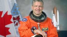 In 2000, Marc Garneau was an astronaut with the Canadian Space Agency. Now he's the Liberal MP for a Montreal riding. (NASA)