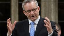 International Trade Minister Ed Fast responds to a question during question period in the House of Commons on Parliament Hill in Ottawa on Thursday, May 29, 2014. (Sean Kilpatrick/THE CANADIAN PRESS)