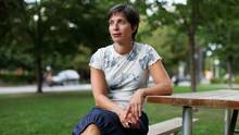 Leilani Farha, Executive Director of Canada Without Poverty. (Dave Chan For The Globe and Mail)
