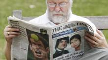 Unlike at The Sunday Times, the daily paper will offer some staffers the opportunity to leave the paper voluntarily. (Luke MacGregor/Reuters/Luke MacGregor/Reuters)