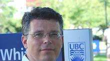 Todd Farrell, chief acceleration officer at the University of British Columbia. (UBC)