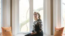 Through her foundation 60 Million Girls, Wanda Bedard has funded 17 programs for girls in 13 countries. (GRAHAM HUGHES FOR THE GLOBE AND MAIL)