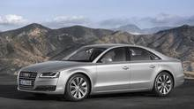 2015 Audi A8 (Audi)