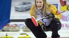 Manitoba skip Jennifer Jones is one of the most successful skips in Canadian curling but, starting Sunday, she'll be trying once more to capture the one prize that has eluded her so far -- a trip to the Olympics. (RYAN REMIORZ/THE CANADIAN PRESS)