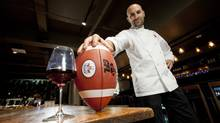 Chef Rob Gentile (Tim Fraser)