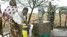 Rural water supply and sanitation project in Tanzania, which ran from 2003 to 2006, in which Cowater International was involved. Cowater has done projects in 20 African countries. (COURTESY OF COWATER INTERNATIONAL)