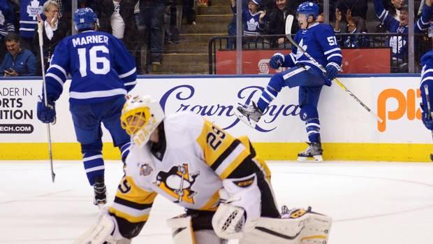 Gardiner Scores Overtime Winner As Leafs Beat Penguins 2-1