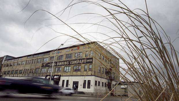Kitchener Finds Its New Groove In Industrial Past The