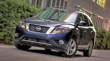 2014 Nissan Pathfinder (Nissan)