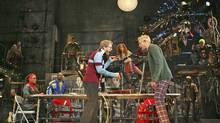 The current touring production of Rent includes three members of the original 1996 cast. ((C) 2009, Joan Marcus)