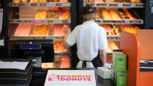 At its peak at the end of the 1990s, Dunkin' Donuts boasted 210 outlets in Quebec. That's now down to four. (Christinne Muschi for The Globe and Mail)