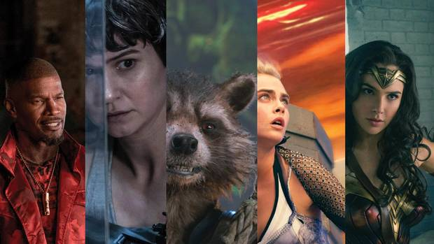 Image result for SUMMER MOVIES SEASON 2017