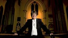 Death penalty abolitionist Sister Helen Prejean poses at the Cathedral Church of St. James in Toronto Saturday, November 27, 2010. (Darren Calabrese for The Globe and Mail/Darren Calabrese for The Globe and Mail)