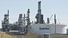 At Suncor Energy, the refining business earned $498-million in the fourth quarter, offsetting a $230-million operating loss at its main oil-sands division. (JASON FRANSON/THE CANADIAN PRESS)