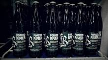 For many people the idea of transforming a hobby into their career is a tantalizing one (Forked River Brewing Company)