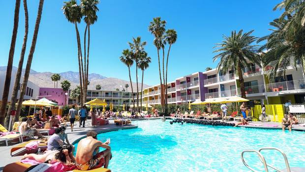 Palm Springs Reinvented The Scenesters Are Back In The
