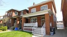 93 Evans Ave., Toronto.