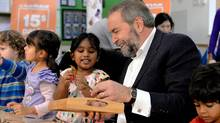 NDP Leader Thomas Mulcair. A new poll suggests his party is the most-trusted by Canadian families ahead of the fall election. (Handout)