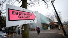 A massive resort complex next to BC Place will be the new home of the Edgewater Casino. (DARRYL DYCK)