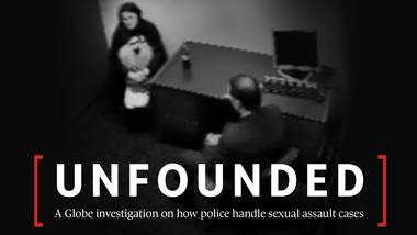 Unfounded: Over 10,000 sexual-assault cases to be reviewed