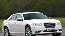 2012 Chrysler 300C (Chrysler)