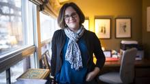 'I keep having these moments of pinching myself,' says Jennifer Robson, the author of three bestselling novels. (Kevin Van Paassen for The Globe and Mail)