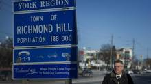 Councillor Greg Beros spearheaded a campaign to get the city, which recently surpasses its Statistics (Kevin Van Paassen/The Globe and Mail)