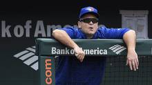 John Gibbons could have been a Blue Jay more than two decades before he first joined the organization, if he had made a better first impression. (Gail Burton/THE ASSOCIATED PRESS)