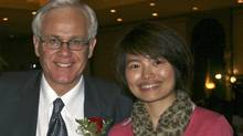 Conservative MP Bob Dechert has admitted writing e-mails in which he professes his love for reporter Rong Shi.