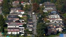 Sales of single-family homes in the first two weeks of the month dropped by 66 per cent compared with the same period in 2015, according to new data. (DARRYL DYCK For The Globe and Mail)