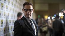 Robert Downey Jr.: Even in a culture where redemption is rote, the actor's arc is a remarkable figure. (Mario Anzuoni/Reuters)